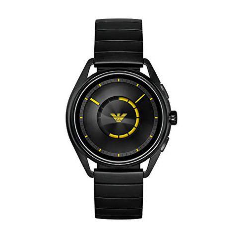 Emporio Armani Smartwatch con Cinturino in Acciaio Inox