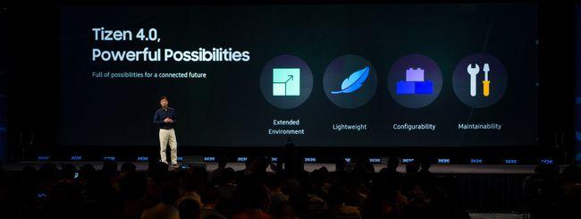 Samsung svela il futuro di Tizen