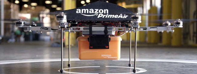 I droni di Amazon in volo entro un anno