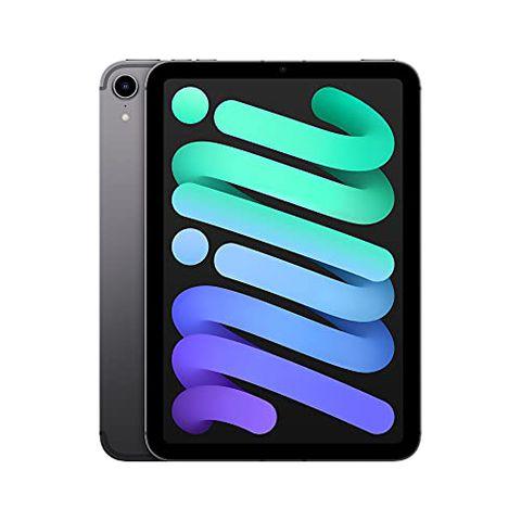 iPad mini (8,3″, Wi-Fi + Cellular, 256GB) – Grigio siderale (6ª generazione)