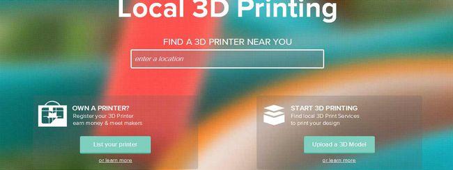 3D Hubs, un social network per la stampa 3D