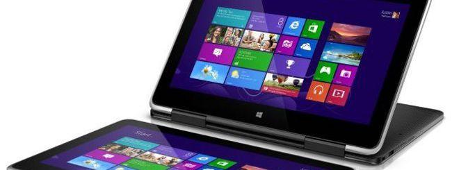 Intel, arrivano 50 ibridi Windows 8.1 con Haswell