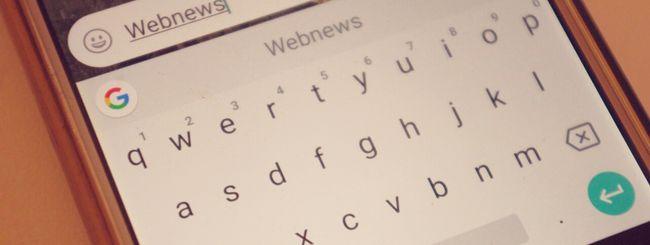 Gboard, la Google tastiera diventa fluttuante