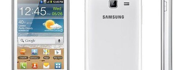 Samsung Galaxy Ace Duos, smartphone Android dual SIM
