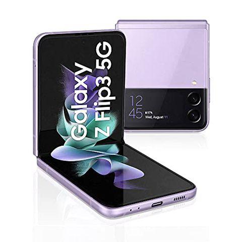 Samsung Galaxy Z Flip3 5G (128 GB, Lavender)