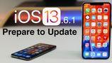 iOS 13.6.1 risolve i problemi di archiviazione e il display verdastro