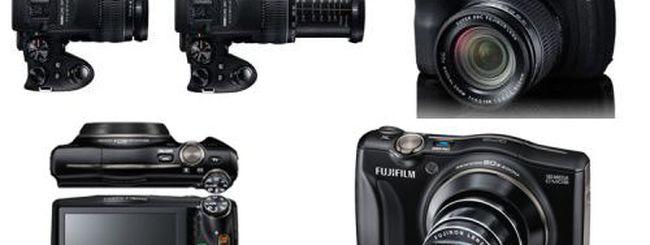 Fujifilm annuncia nove fotocamere per l'estate