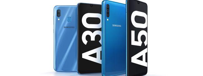 Samsung sostituisce i Galaxy J con i Galaxy A