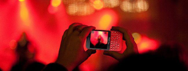 BlackBerry Q5 debutta in Italia a 399 euro