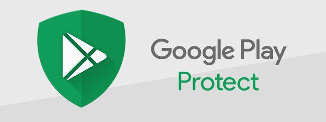 Google Play Protect è disponibile su Android