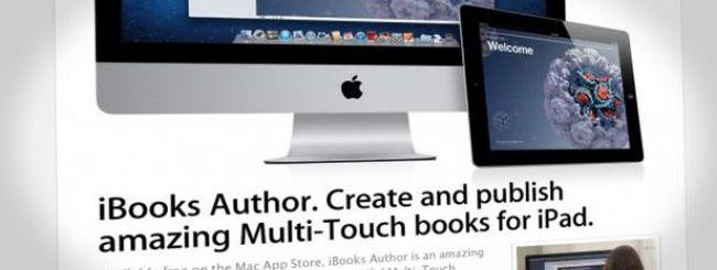 iBooks Author aggiornato per il Retina Display del nuovo iPad