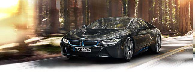 BMW i8: compromesso senza compromessi