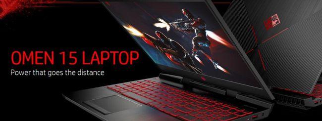 Omen 15 Laptop, nuovo modello più potente