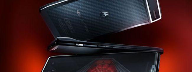 Motorola Droid RAZR, poche ore all'annuncio ufficiale