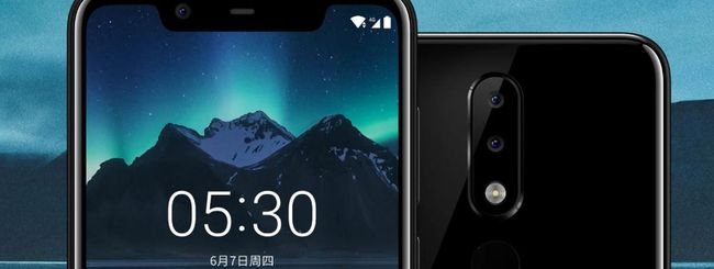 HMD Global annuncia il Nokia X5 in Cina