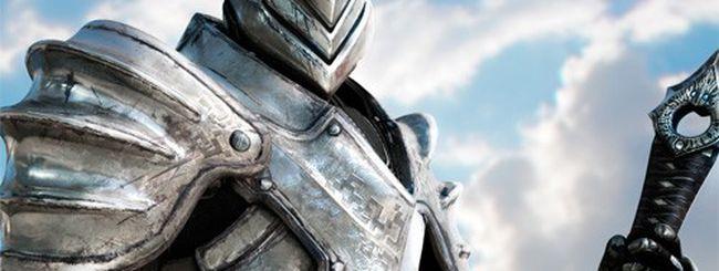 Infinity Blade 2 si aggiorna per il nuovo iPad
