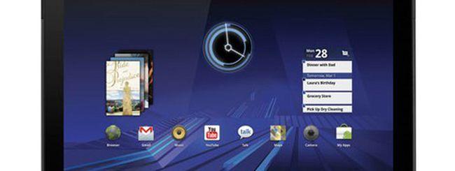 Motorola Xoom in arrivo entro febbraio