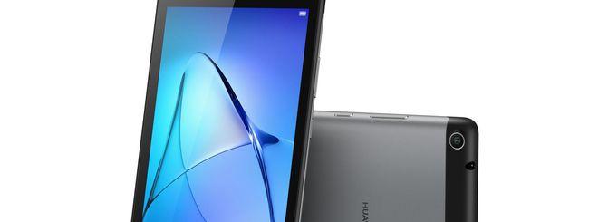 Huawei annuncia il tablet MediaPad T3 7