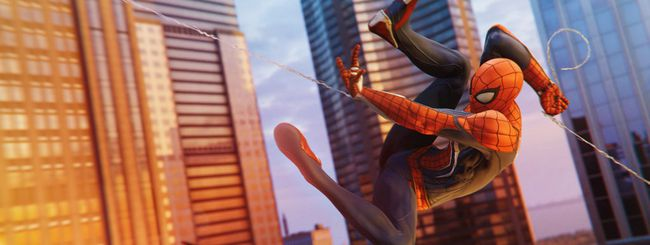 Marvel's Spider-Man, il frenetico trailer di lancio