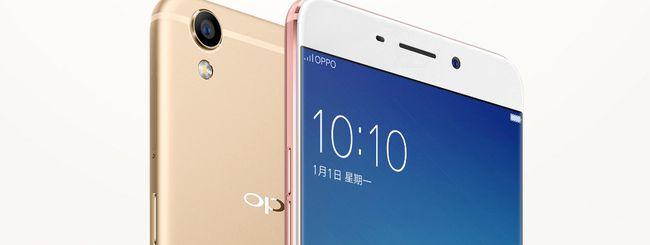 Oppo annuncia i nuovi R9 e R9 Plus