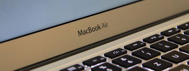 MacBook Air compie 10 anni