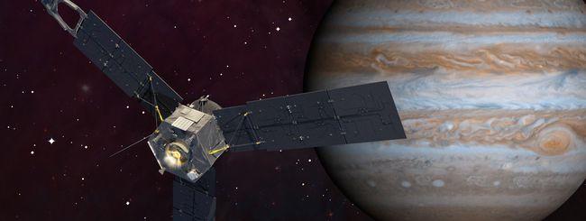 Un Google doodle per la sonda Juno su Giove