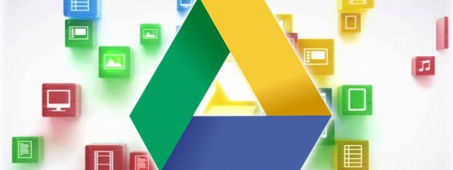 Google Drive app: niente più editing dei documenti
