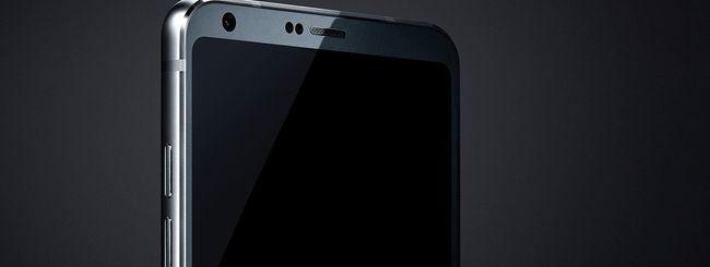 LG G6, processore Snapdragon 821 e audio Hi-Fi