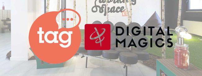 Digital Magics e TAG partner per un hub digitale