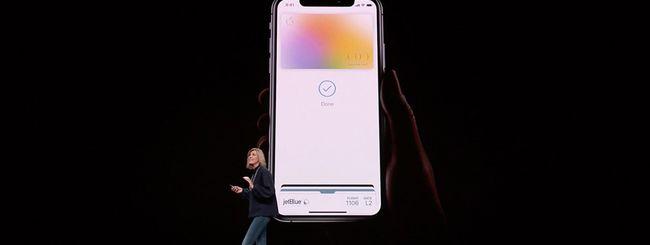 Apple Card: la carta di credito del futuro
