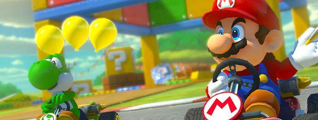 Mario Kart Tour ora si può giocare in orizzontale