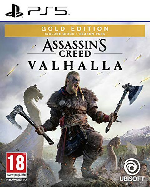 Assassin's Creed Valhalla Gold Edition (PS5)