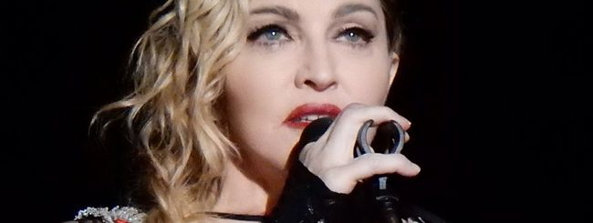 Madonna collabora con Today at Apple
