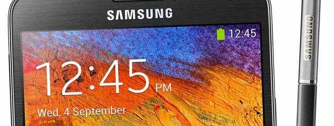 Android 4.4.2 KK su Samsung Galaxy Note 3 no brand