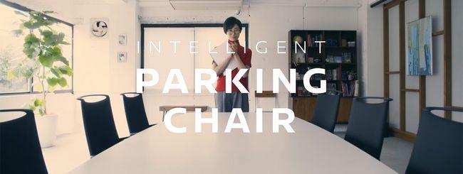 Intelligent Parking Chair: la sedia che parcheggia