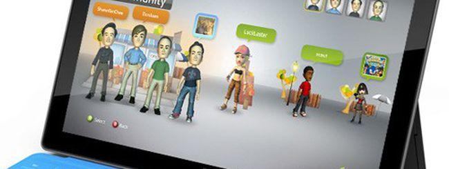Xbox Surface, un tablet Microsoft per il gaming?