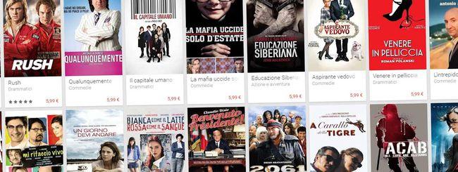 I film di RAI Cinema disponibili su Google Play