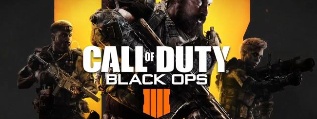 Call of Duty: Black Ops 4 è solo multiplayer