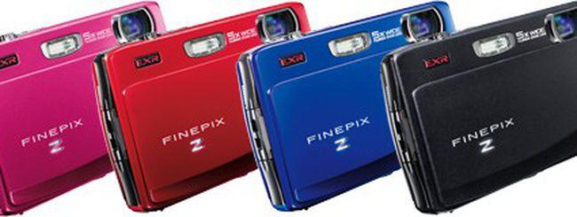 Fujifilm FinePix Z900EXR, stile e prestazioni