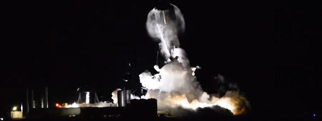 SpaceX, test per SN1 fallito: Musk pensa già a SN2