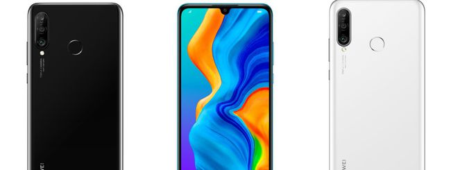 Huawei P30 Lite disponibile in Italia