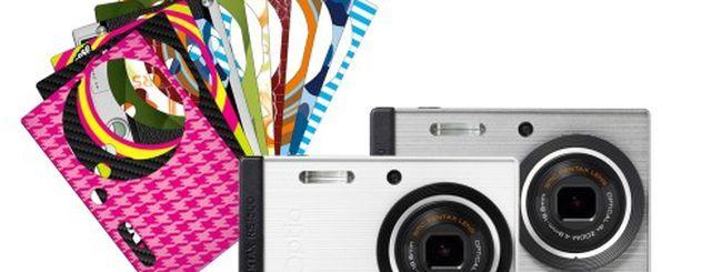 Pentax Optio RS1500, fotocamera personalizzabile