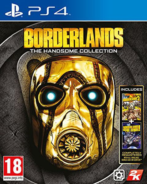 Borderlands : The Handsome Collection (Playstation 4)