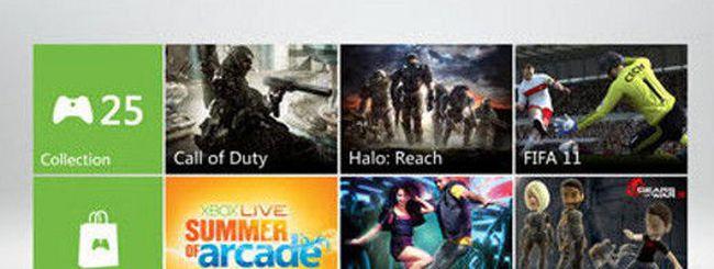 Xbox 360, la nuova dashboard è in arrivo