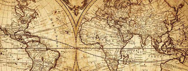 Mappe di ogni tipo su Google Maps Gallery
