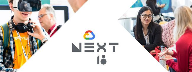 Google Cloud Next 18 al via tra cloud, IA e ML