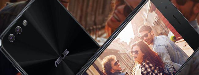 ASUS ZenFone 4, sei nuovi smartphone Android