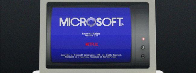 Windows 1.11 è un omaggio a Stranger Things 3