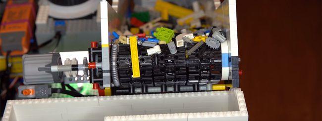 LEGO, la rete neurale che cataloga i pezzi dei set