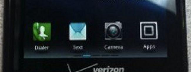 Motorola Droid RAZR (Spyder) e Xoom 2 fotografati